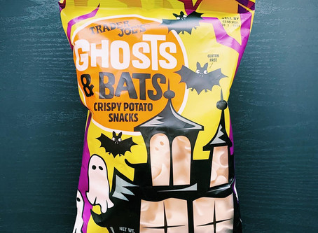 Trader Joe's Ghost and Bat Chips Review