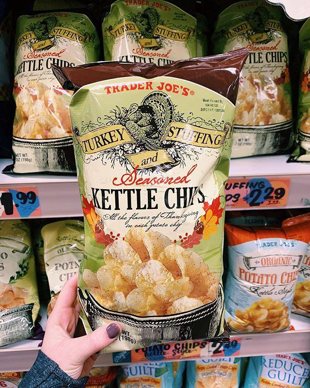 Turkey & Stuffing Chips: 9.5/10