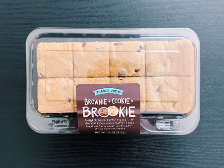 Trader Joe's Brookie Review