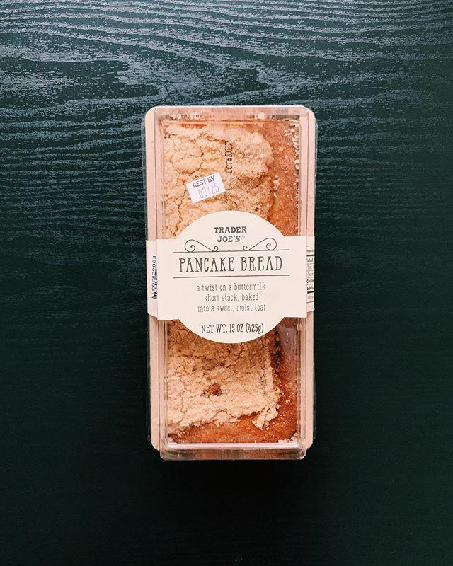 Pancake Bread: 9/10