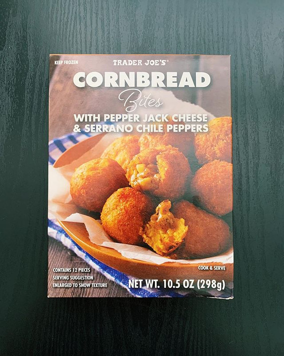 Cornbread Bites: 8.5/10