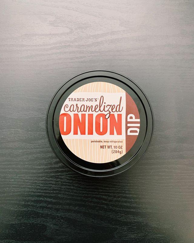 Caramelized Onion Dip: 9/10