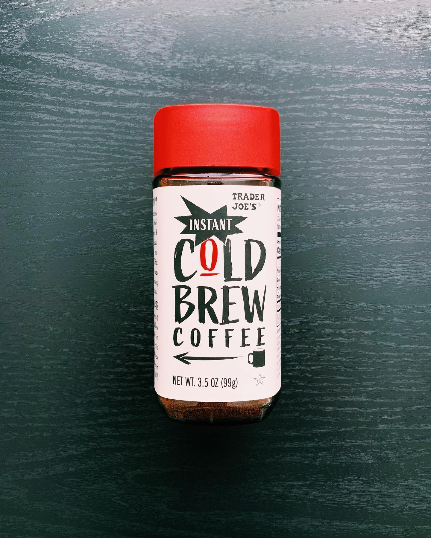 Instant Cold Brew: 7/10