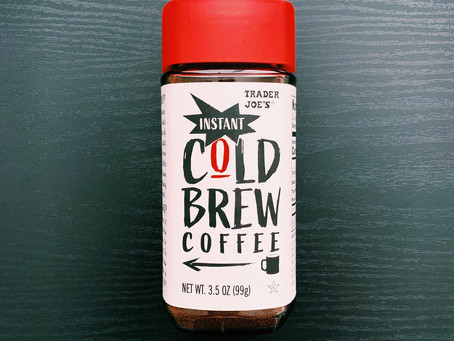 Trader Joe's Instant Cold Brew Review
