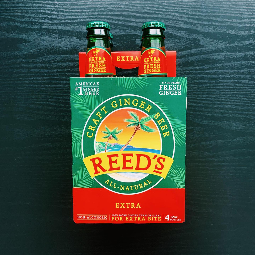 Reed's Extra Ginger Beer