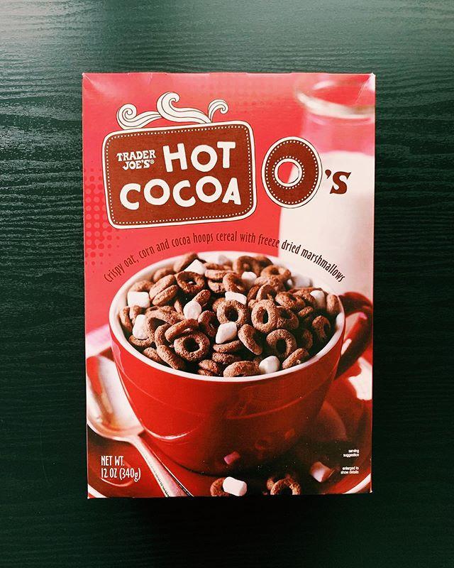 Hot Cocoa O's: 6.5/10