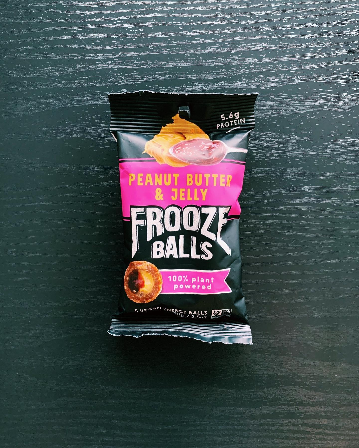 PB&J Frooze Balls: 8.5/10