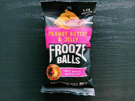 PB&J Frooze Balls Review