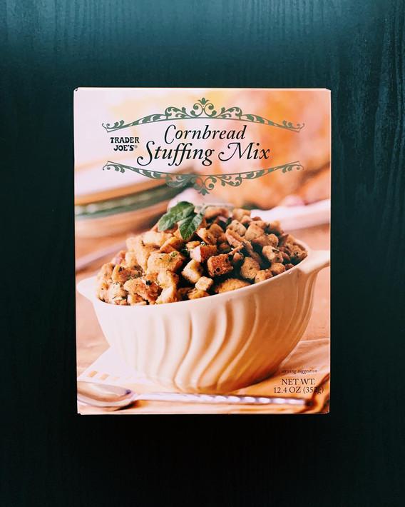 Cornbread Stuffing Mix: 7/10
