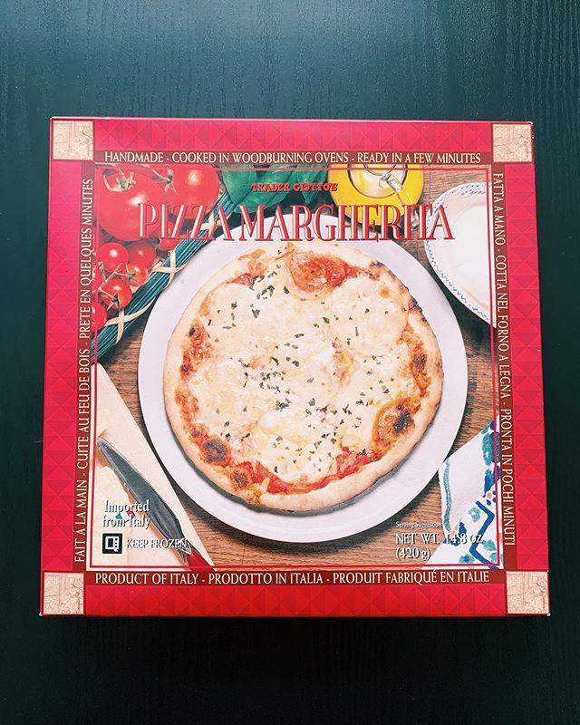 Pizza Margherita: 6.5/10