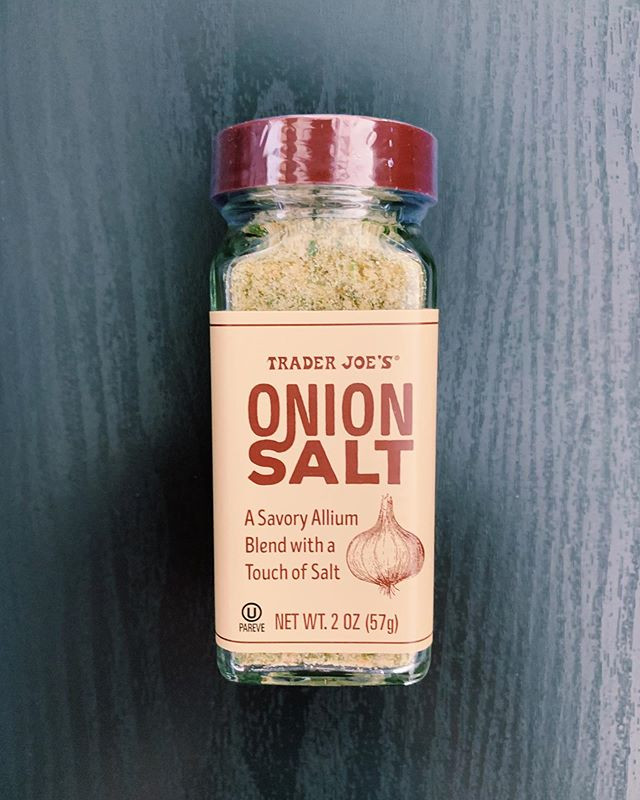 Onion Salt: 8/10