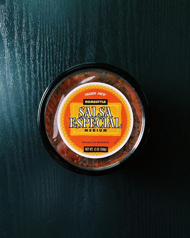 Salsa Especial Medium: 8.5/10