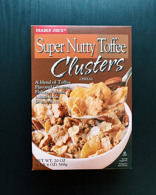 Toffee Crunch Cereal: 5.5/10