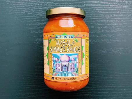 Trader Joe's Masala Simmer Sauce Review