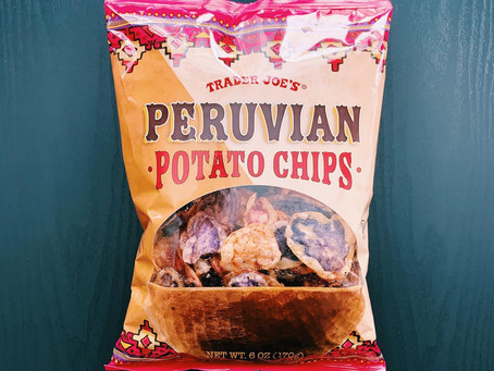 Trader Joe's Peruvian Potato Chips Review