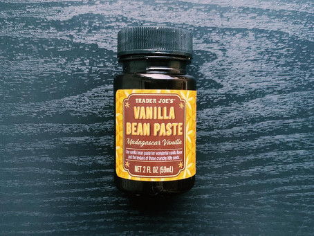 Trader Joe's Vanilla Bean Paste Review