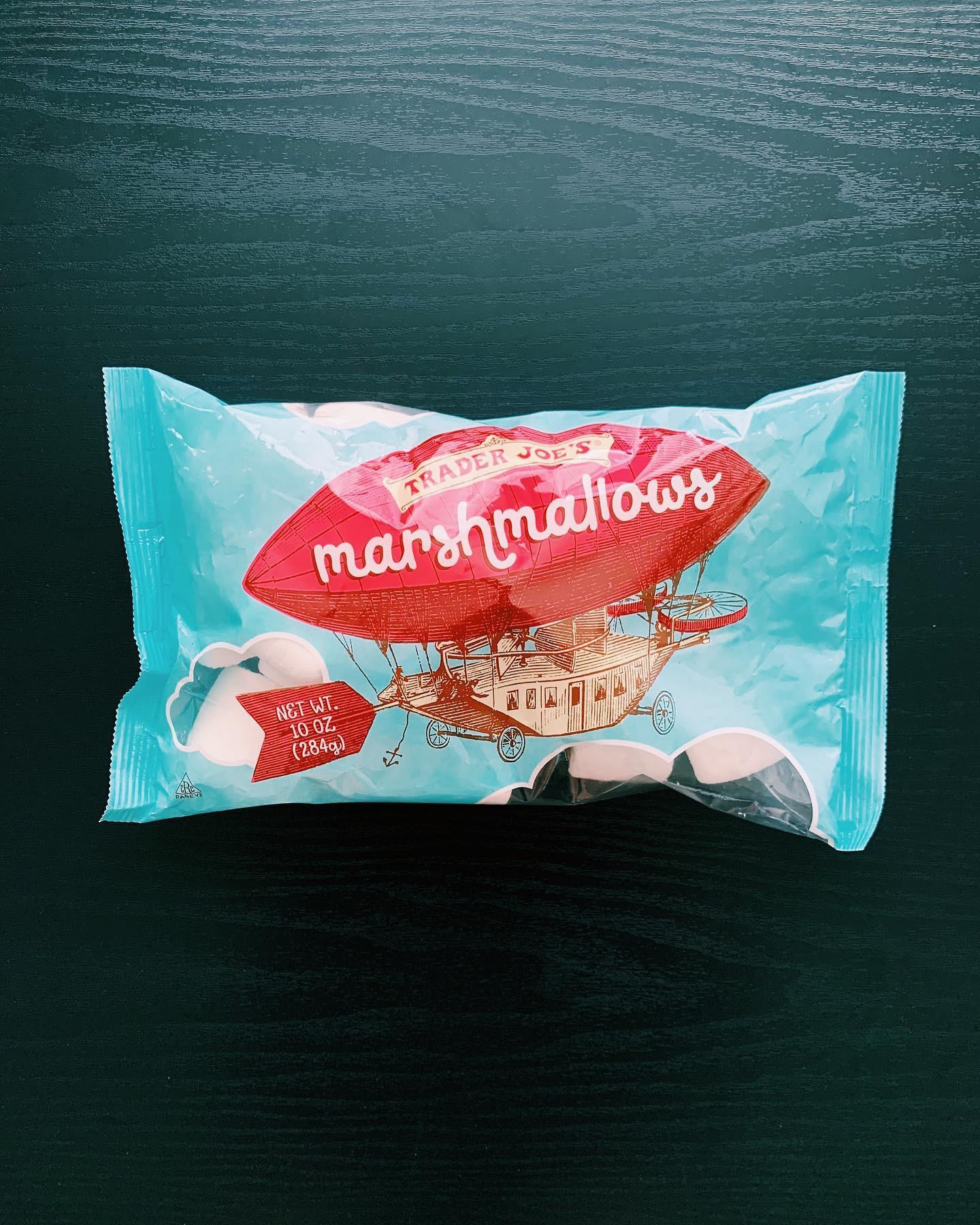 Marshmallows: 9/10