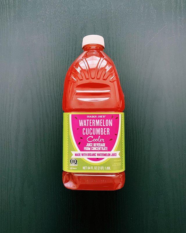 Watermelon Cucumber Cooler: 6/10
