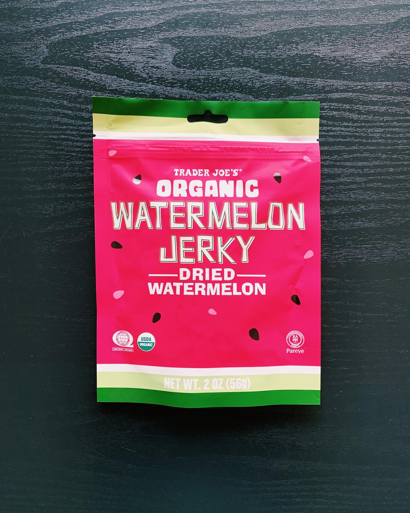 Watermelon Jerky: 7.5/10