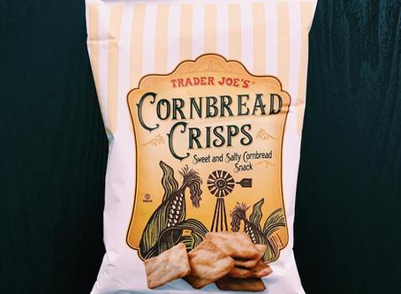 Trader Joe's Cornbread Crisps Review