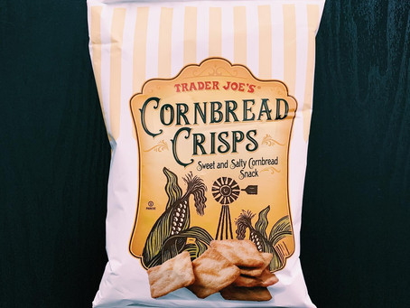 Trader Joe's Cornbread Crisps Review