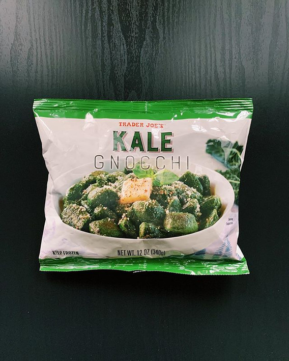 Kale Gnocchi: 6.5/10