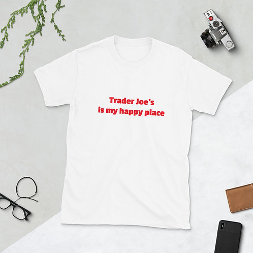 TJ's Happy Place T-Shirt