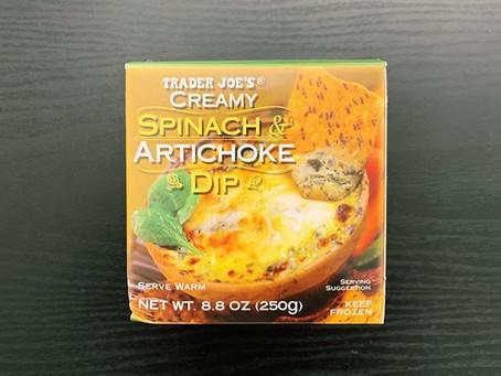 How to Use Trader Joe's Creamy Spinach Artichoke Dip