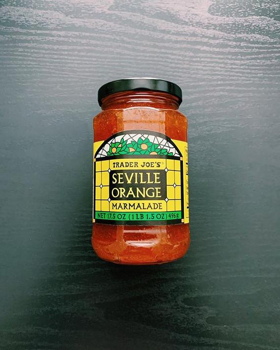 Seville Orange Marmalade: 3/10