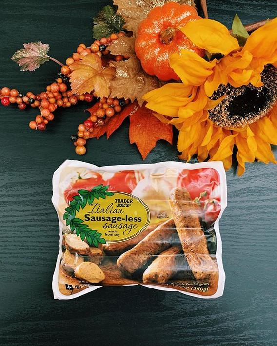 Italian Sausage-less Sausage: 9/10