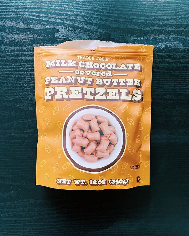 Milk Chocolate Covered Peanut Butter Pretzels: 8.5/10