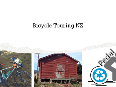 #14 Bicycle Touring -SIX MEDITATIONS                              www.pedalaussie.com