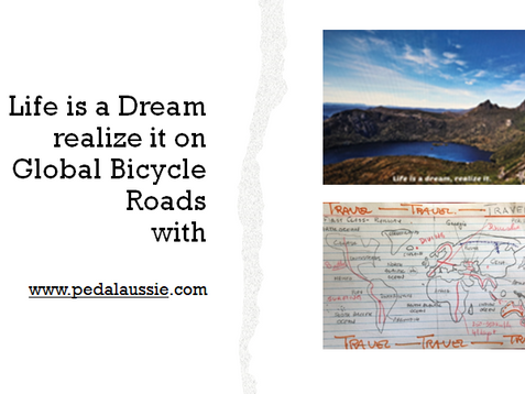 # 10 Bicycle Touring ATHLETE DEVELOPMENT 1      --------------------------------------- - THE ROAD -