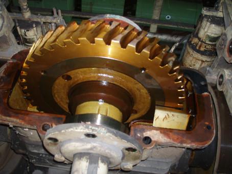 Tarong Power Station 25 Year Engineering Audit of Turbine Bridge Crane Gearbox\