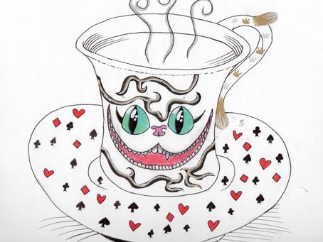 """LETTERATURA - """"Un tè con il CAPPELLAIO MATTO"""""""