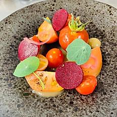 Heritage Tomato Salad (V)