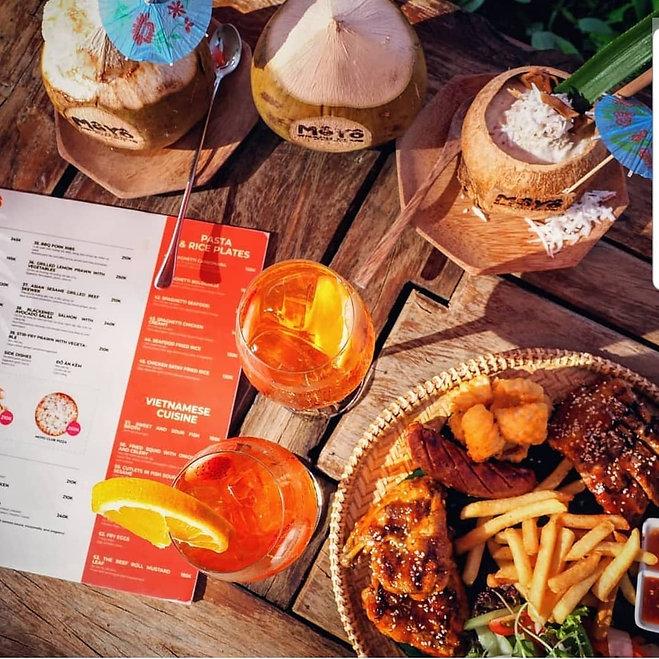 hoi an restaurant food drink best beach
