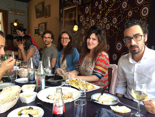 MeetUps with Riad Tahad