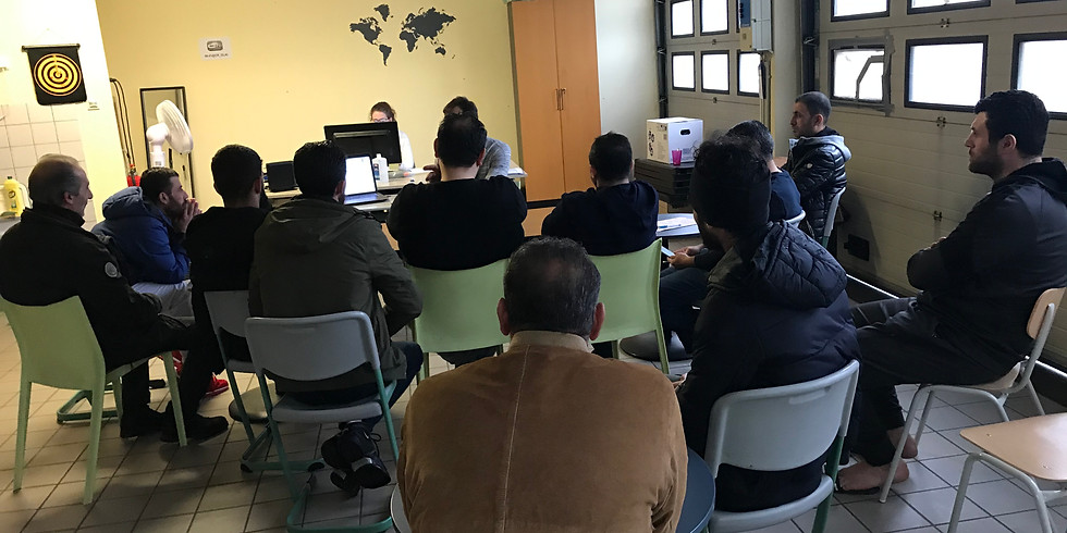 Free InfoSession (online) - English
