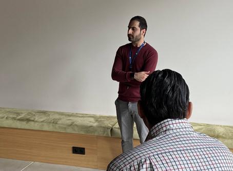 Business MeetUps with Nishtman Kano Al-Hussein