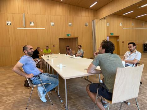 Finance & Funding -Business Meetup with Samuel Paulus