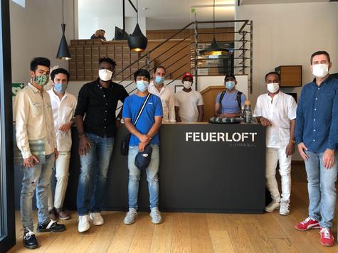 Business MeetUps At Feuerloft
