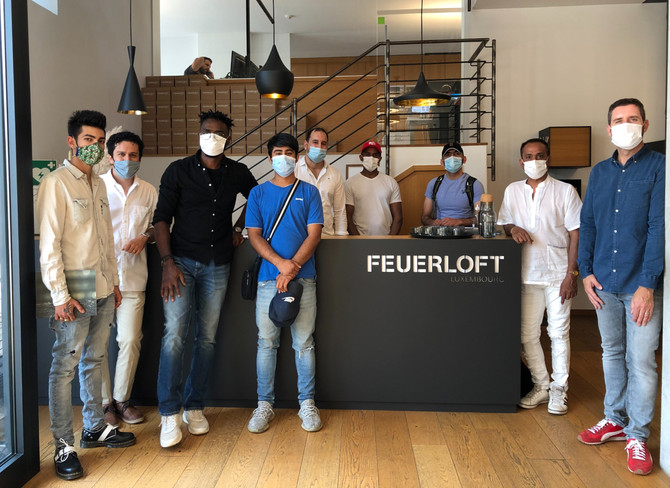Business MeetUps At Feuerloft