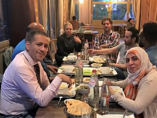 Business MeetUps - Julia Dumna Restaurant