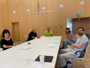 Finance & Funding - MeetUps with Samuel Paulus
