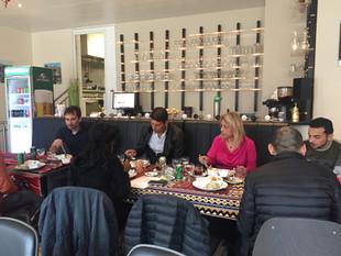 Business MeetUps with Freeman Alexander
