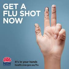 Don't spread flu: it is in YOUR hands!