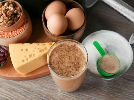 Protein-Shake nach Training?