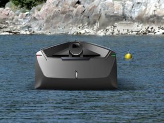 Evolution E | Electric boat concept