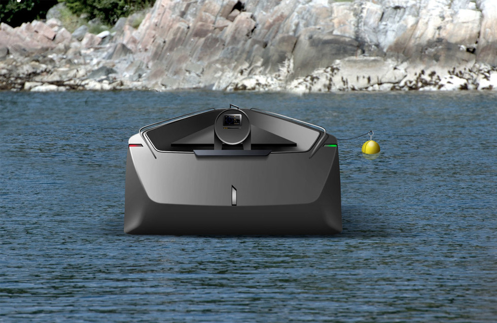 Evolution E»  Electric boat concept